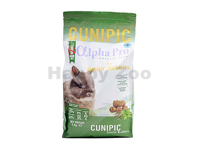 CUNIPIC Alpha Pro Rabbit Junior 2kg