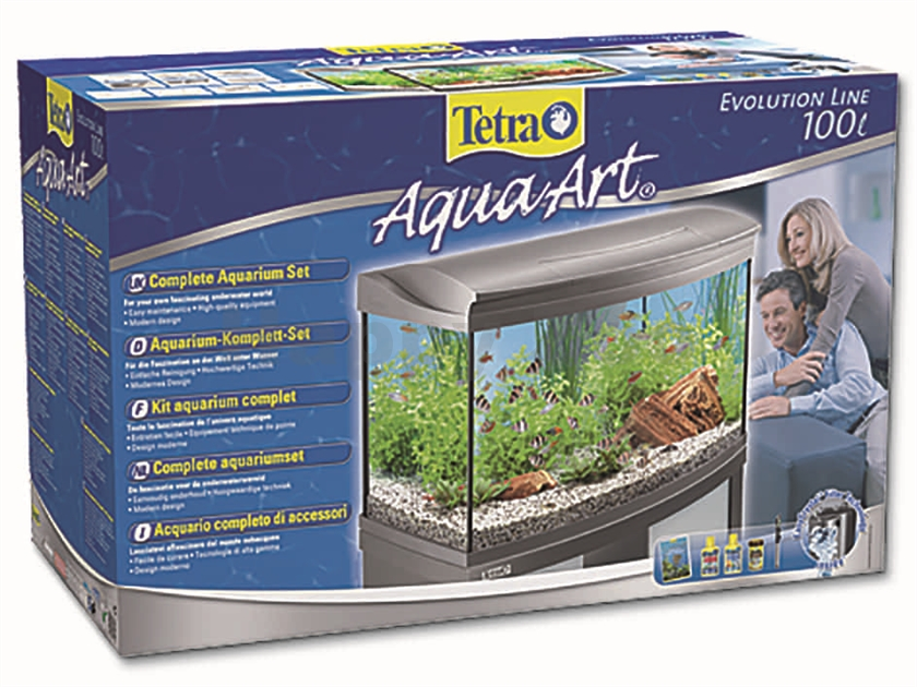 Akvarijní set TETRA Aqua Art Evolution 100l (77x38x48cm)