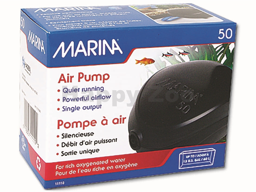 Kompresor MARINA 50 (50l/h, do 60l)