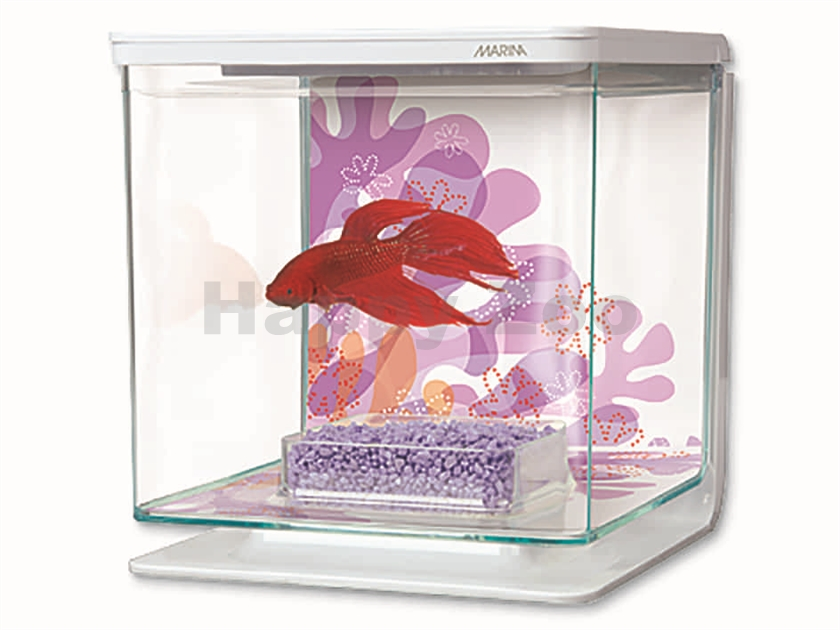 Akvárium MARINA Betta Kit Flower (2l)