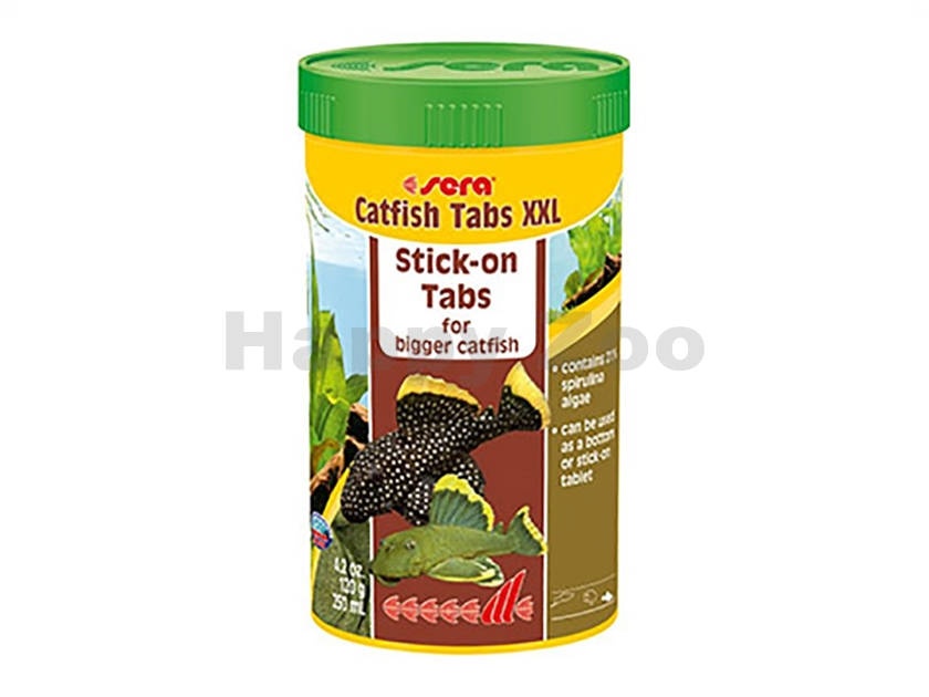 SERA Catfish Tabs XXL 250ml