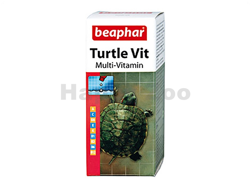 BEAPHAR Turtle Vit Multi-Vitamin 20ml