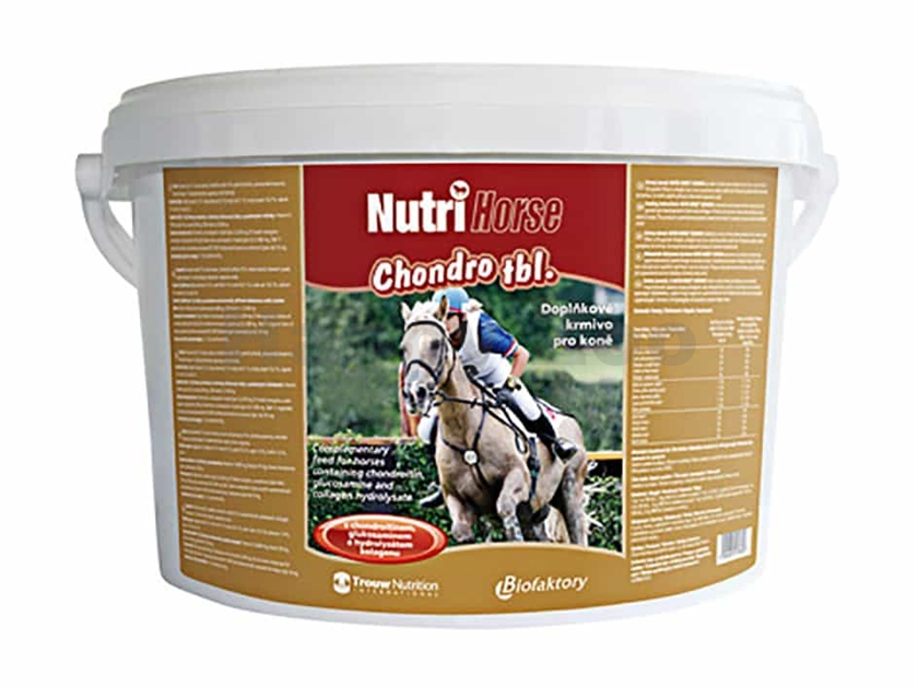 NUTRI HORSE Chondro (tablety) 3kg