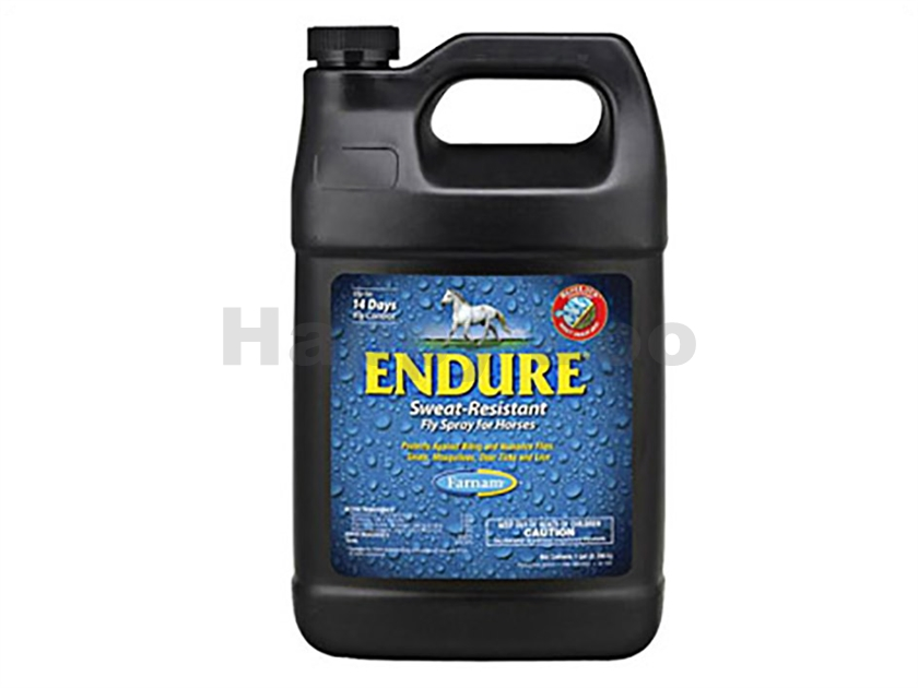 FARNAM Endure Sweat-Resistant Fly Repelent 3,78l