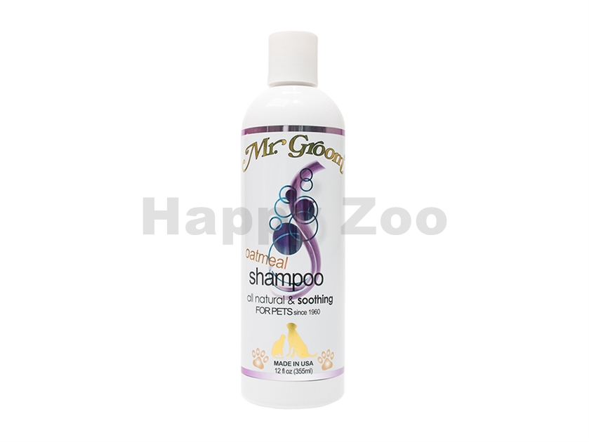 MR. GROOM Oatmeal Shampoo 355ml