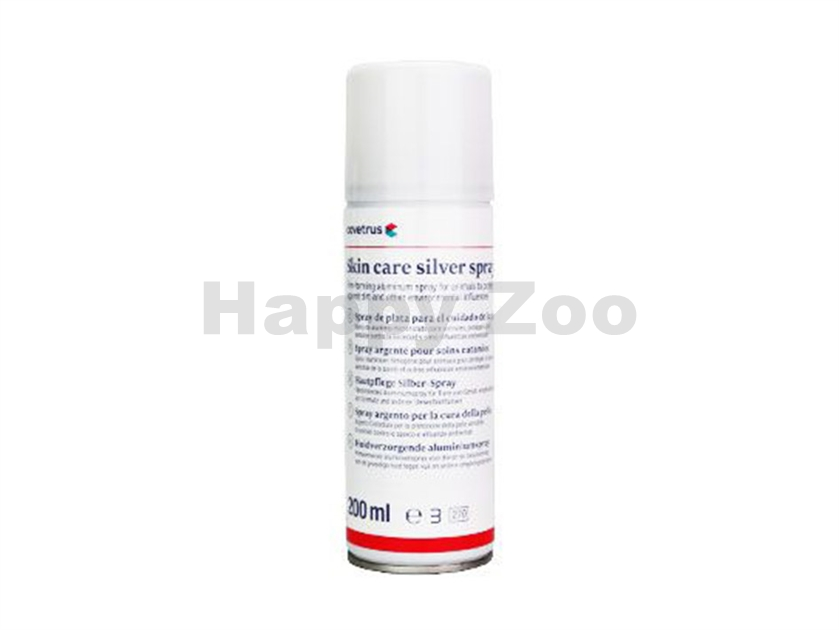 Aluminium silver spray HENRY SCHEIN 200ml