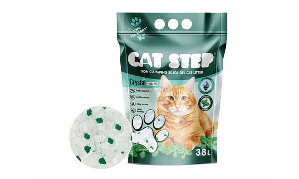 CAT STEP Crystal Mint 3,8l