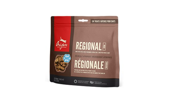 ORIJEN Cat Treats Freeze-Dried Regional Red 35g