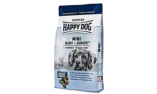 HAPPY DOG Supreme Mini Baby and Junior 1kg