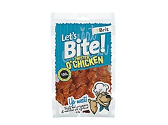 BRIT Lets Bite Yo Meat! Twister o´Chicken 80g