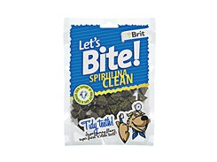 BRIT Lets Bite Tidy Teeth! Spirulina Clean 150g