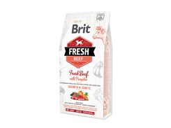 BRIT Fresh Beef with Pumpkin Puppy Large Growth & Joints 2,5kg