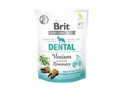 BRIT Functional Snack Dental Venison 150g