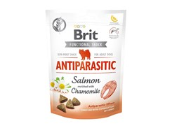 BRIT Functional Snack Antiparasitic Salmon 150g