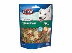 TRIXIE Denta Fun Veggie Stars 125g