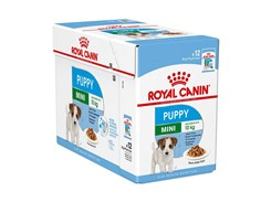 Kapsička ROYAL CANIN Mini Puppy 12x85g (multipack)