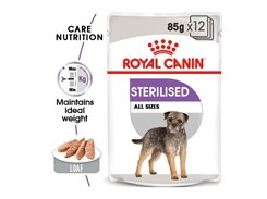 Kapsička ROYAL CANIN Sterilised 12x85g (multipack)