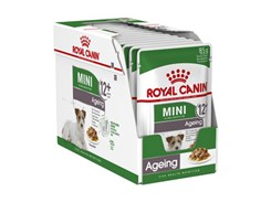Kapsička ROYAL CANIN Mini Ageing 12x85g (multipack)