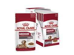 Kapsička ROYAL CANIN Medium Ageing 10x140g (multipack)