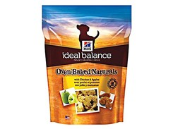 HILLS Ideal Balance Canine Oven-Baked Naturals with Chicken and Apples 227g