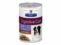 Konzerva HILLS Canine Stew I/D Low Fat with Chicken, Rice & Vegetables 354g