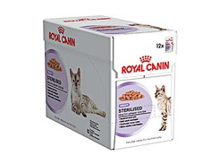 Kapsička ROYAL CANIN Sterilised 12x85g (v želé) (multipack)