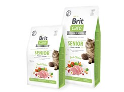 BRIT CARE Cat Grain-Free Senior Weight Control 7kg