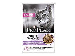 Kapsička PRO PLAN Cat Delicate Turkey 85g
