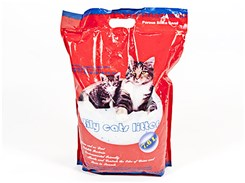 Podestýlka LILY CATS LITTER silikagel 7,6l