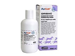 ORION PHARMA APTUS Oribac Shampoo Vet 250ml
