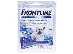 FRONTLINE Spot-on Dog (M) 1x1,34ml (pro psy 10-20kg)