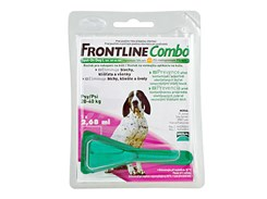FRONTLINE Combo Spot-on Dog (L) 1x2,68ml (pro psy 20-40kg)