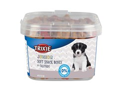 TRIXIE Junior Soft Snack Bones s vápníkem 140g