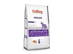 CALIBRA Cat Expert Nutrition Sterilised Chicken & Rice 7kg