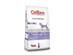 CALIBRA Dog Hypoallergenic Junior Large Breed Lamb & Rice 14kg