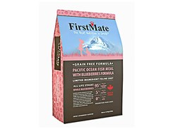 FIRST MATE Cat Pacific Ocean Fish with Blueberries 1,8kg