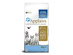 APPLAWS Cat Kitten Chicken 400g