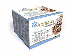 Multipack konzerva APPLAWS Cat - Fish Selection 12x70g