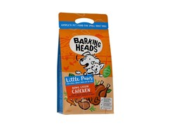 BARKING HEADS New Bowl Lickin' Chicken (Small Adult) 1,5kg