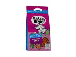 BARKING HEADS New Doggylicious Duck (Small Adultl) 1,5kg