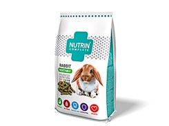 NUTRIN Complete Rabbit Vegetable 400g
