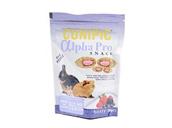 CUNIPIC Alpha Pro Snack Berry 50g