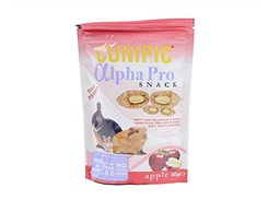 CUNIPIC Alpha Pro Snack Apple 50g