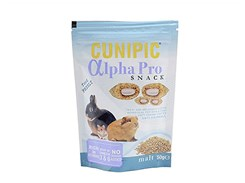 CUNIPIC Alpha Pro Snack Anti-Hairball Malt 50g