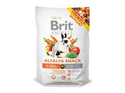 BRIT ANIMALS Complete - Alfalfa Snack 100g