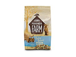 SUPREME Tiny Farm Friends Rabbit Baby 2,5kg