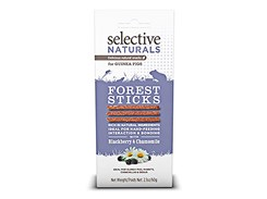 SUPREME Selective Snack Naturals Forest Sticks 60g