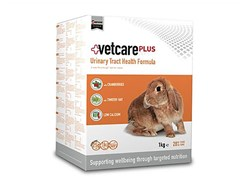 SUPREME VetCarePlus Rabbit Urinary Tract Health Formula 1kg
