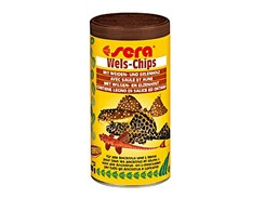 SERA Wels-Chips Nature 250ml