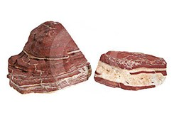 Kámen Fiery Red Rock (S) (0,8-1,2kg)